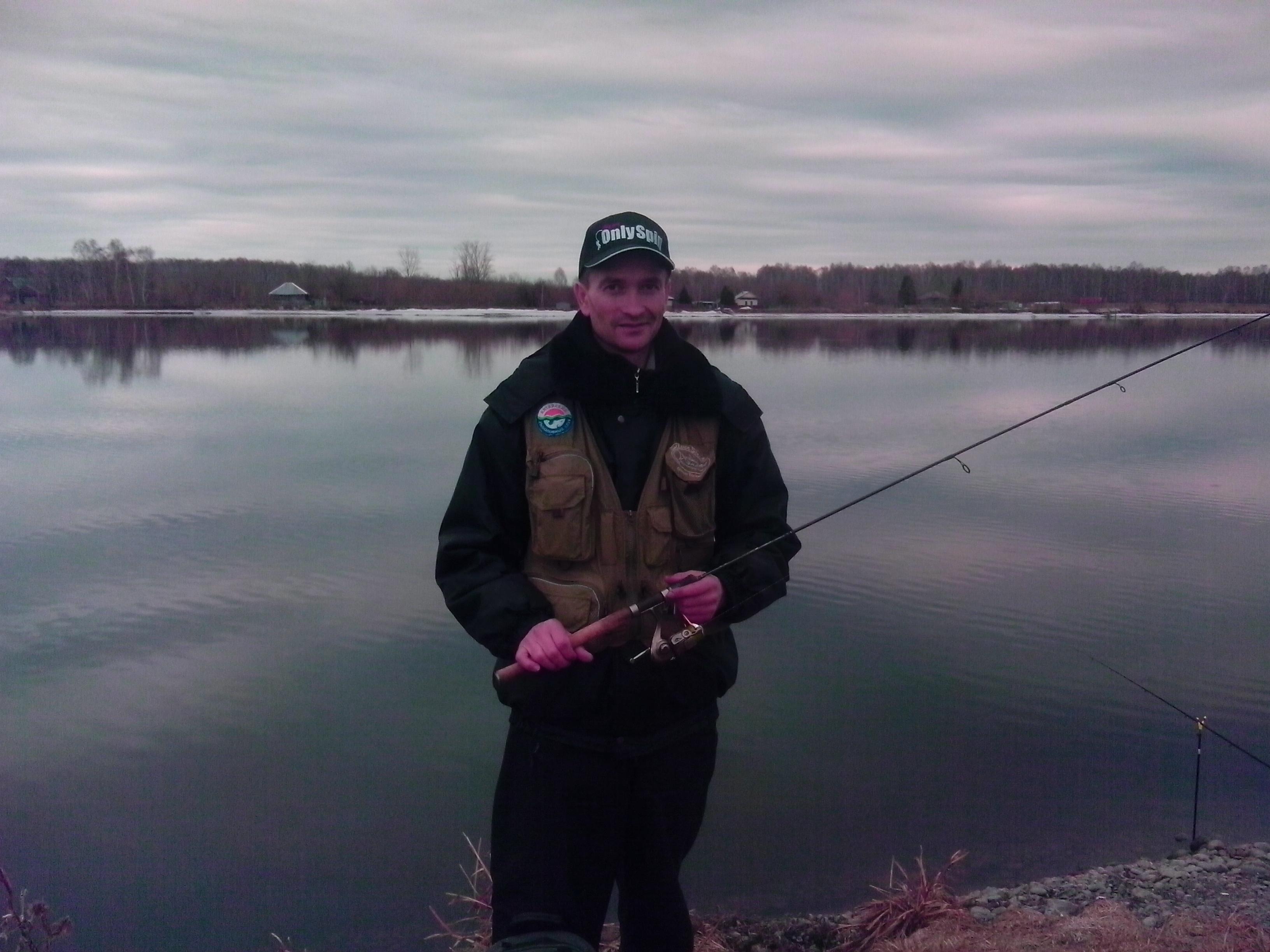 алтайский край рыбалка в мае