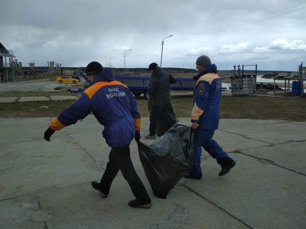 Экологическая акция «Чистый берег».