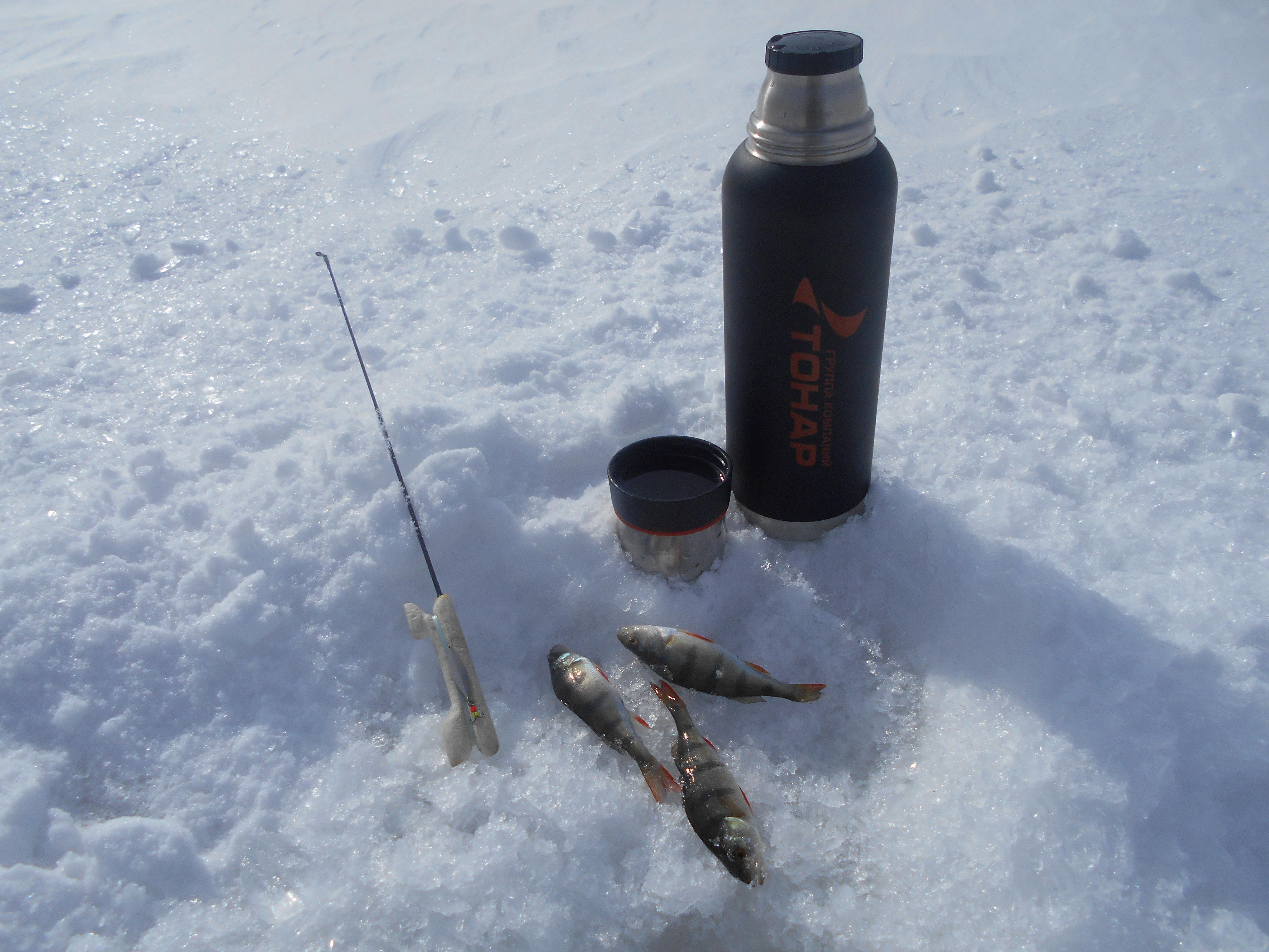 Удочки для ловли на зимние блесны. Мой опыт.