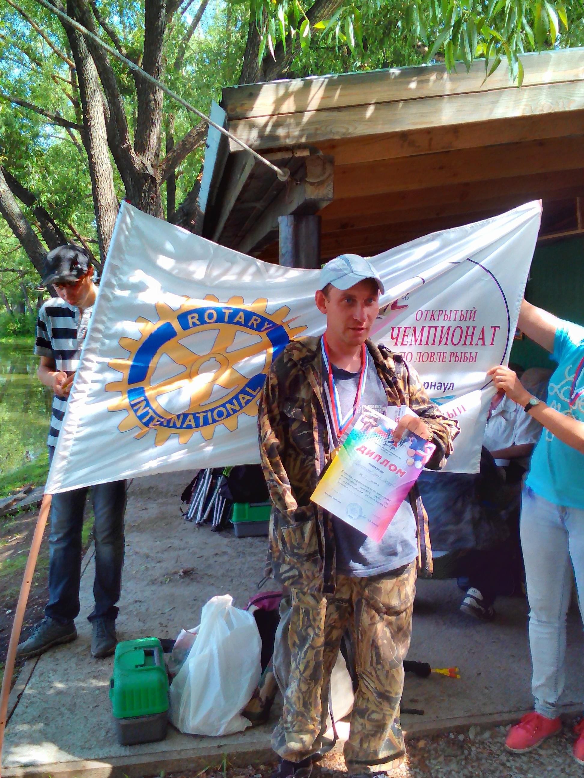 Краевые соревнования по ловле поплавочной удочкой среди людей с ограниченными физическими возможностями.