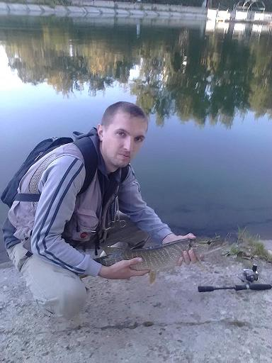 Изображение 1 : Городская рыбалка.