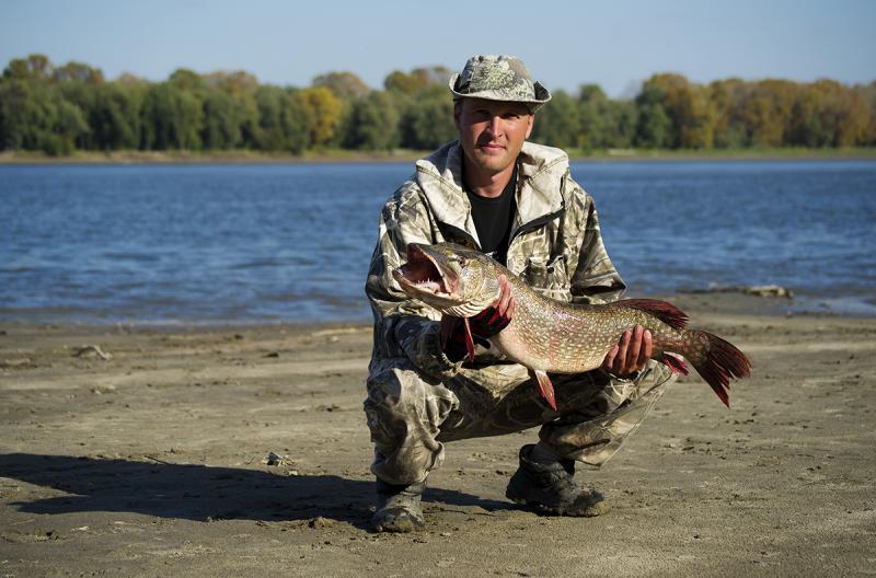 6 самых рыбных мест в Белоруссии.