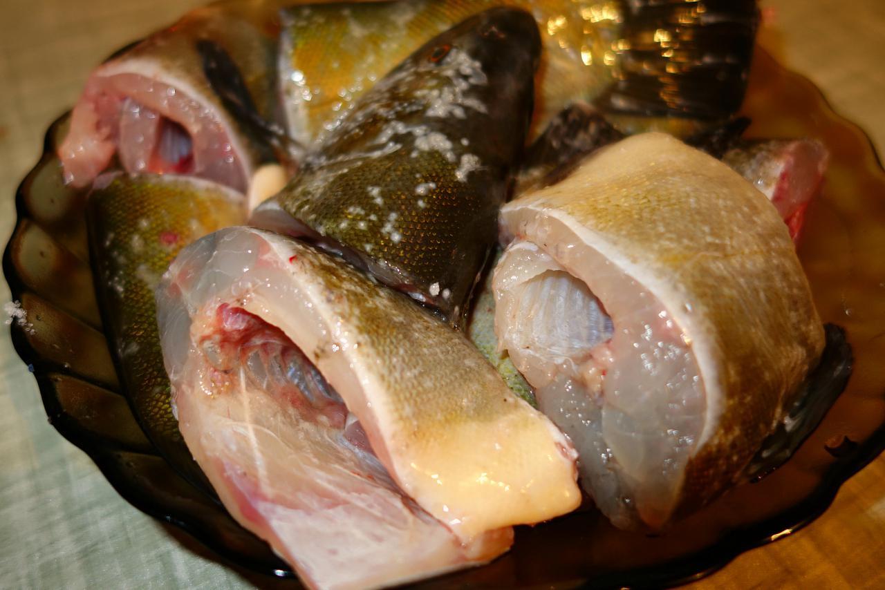 Линь рыба рецепты