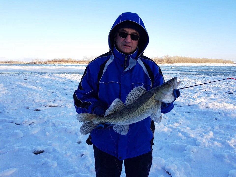 Рыбалка сегодня на обском