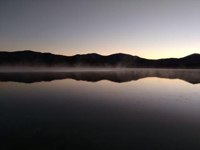 Теньгинское озеро.