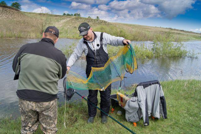 рыбалка в кирове клевый