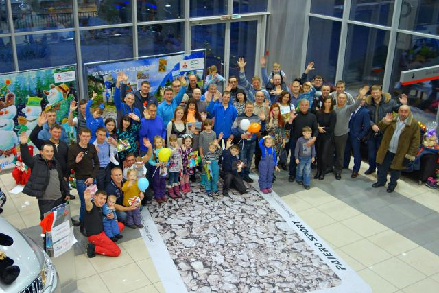 Награждение победителей ноябрьского (2016) этапа конкурса отчетов о рыбалке