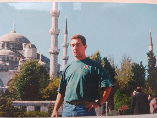 1998 (или 99) Стамбул