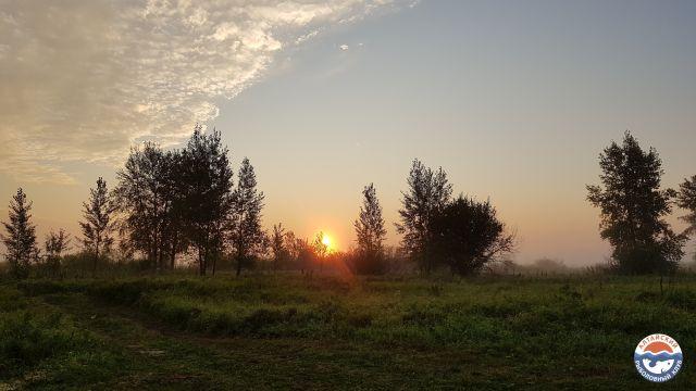 Рассвет - Бобровская протока
