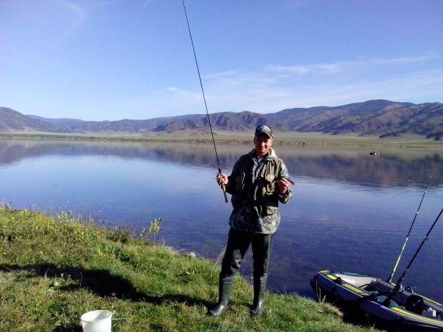 Третье Каракольское озеро