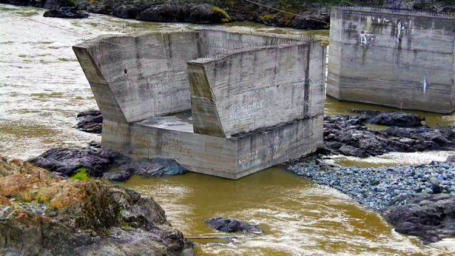 Катунская ГЭС Алтай