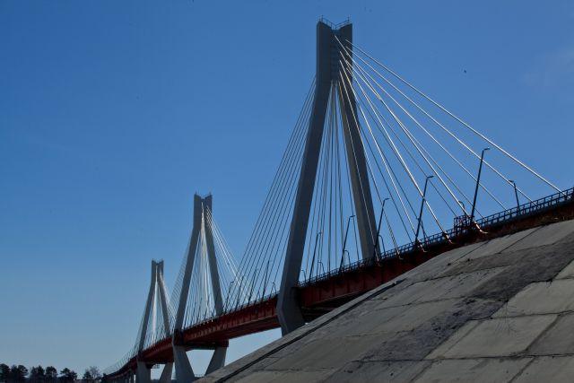 Мост на Оке. Муром