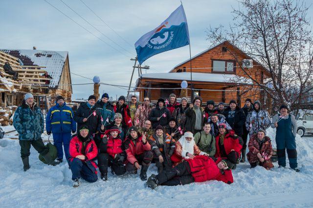 Совместный выезд АРК в Кучук 17 декабря 2016 года