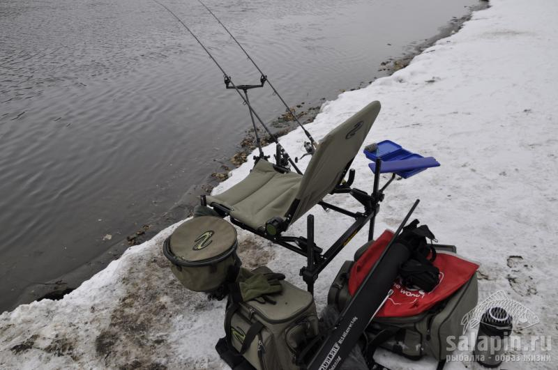 обвес для фидерной рыбалки
