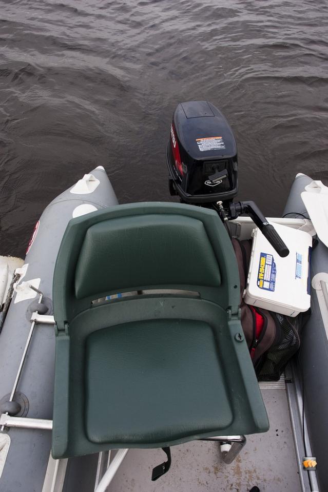 Кресло на лодку своими руками 47