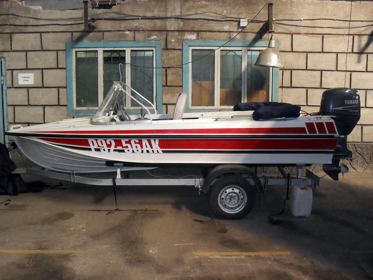 Лодка казанка тюнинг своими руками фото