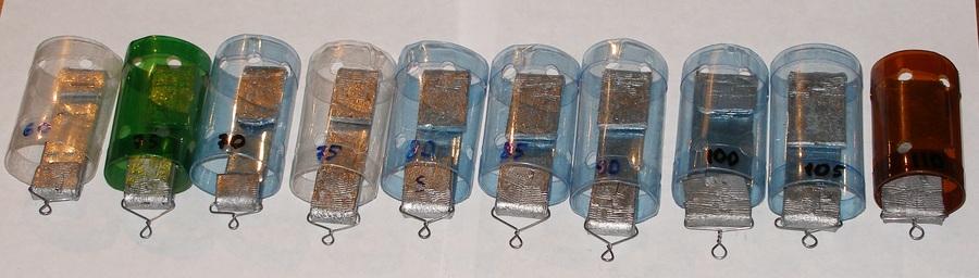 фидерные кормушки из бутылок