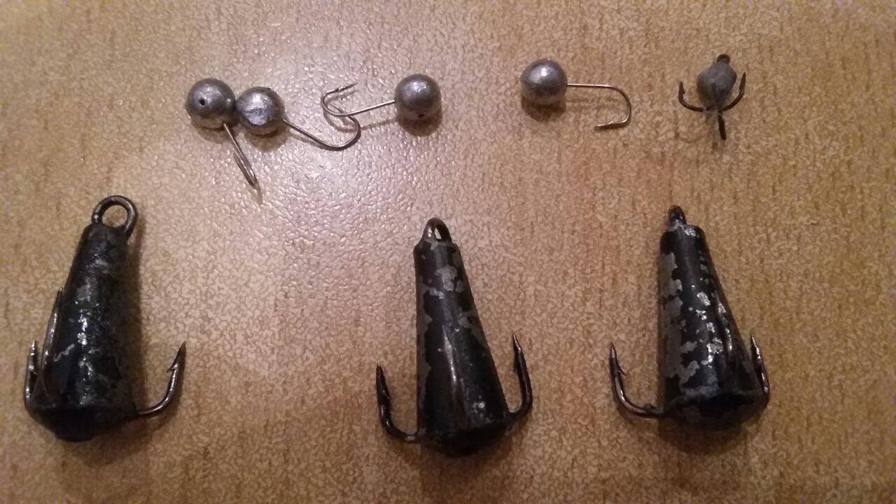 Изготовление шараги для рыбалки