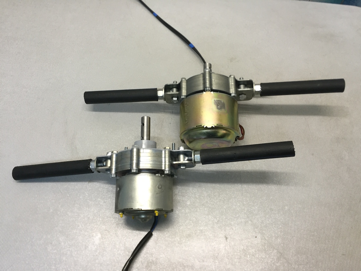 Как сделать электробур своими руками для рыбалки