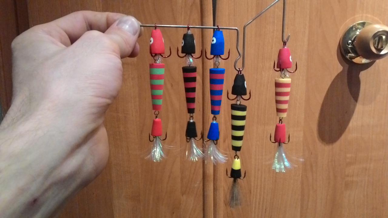 Изготовление своими руками и применение снасти мандула для рыбалки