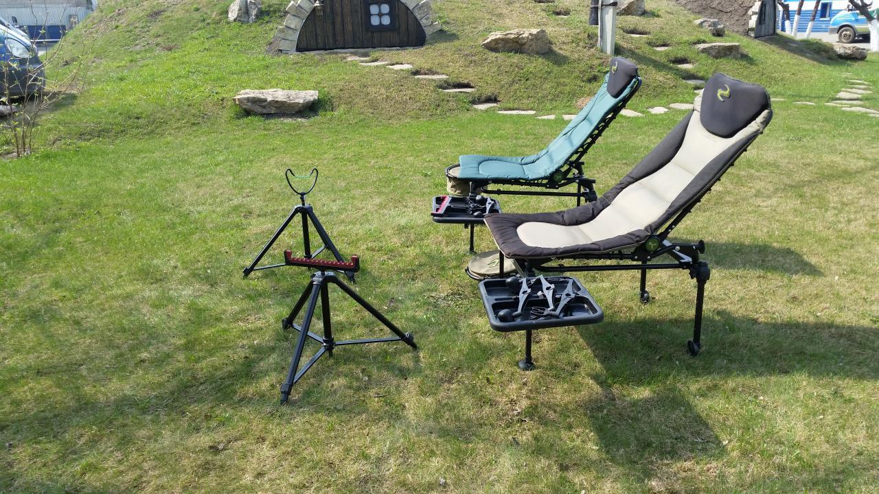 оборудование для фидерного кресла