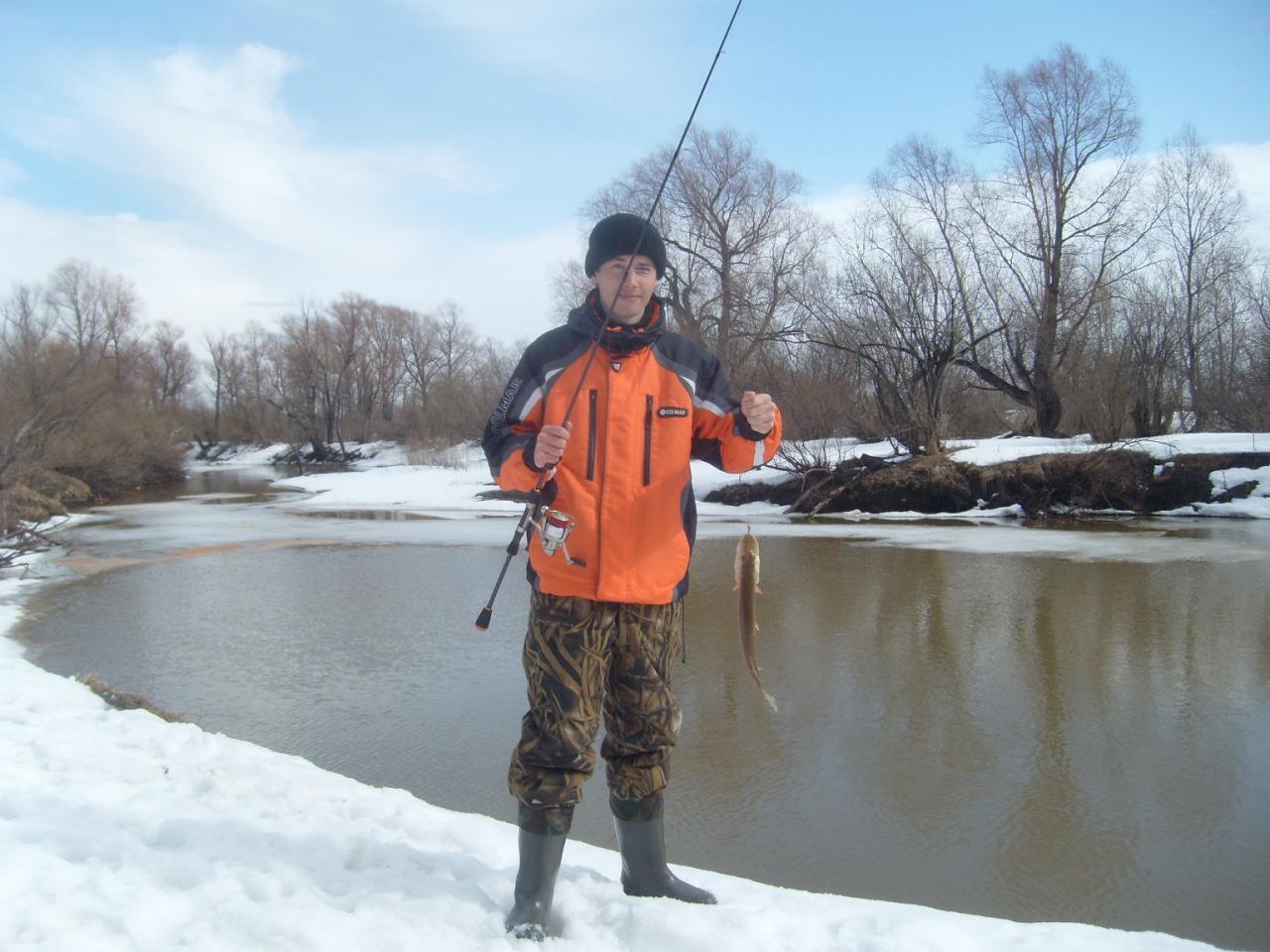 зеркалка для рыбалки