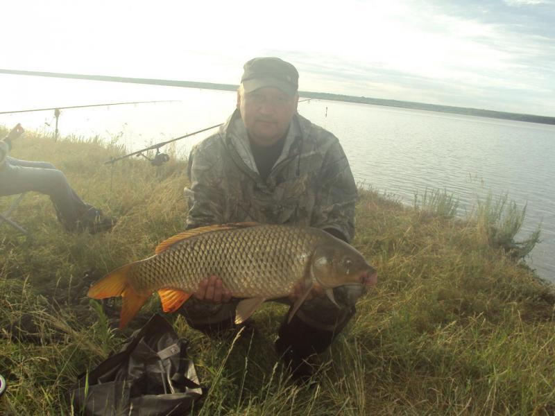 Рыбалка в карпово уфа