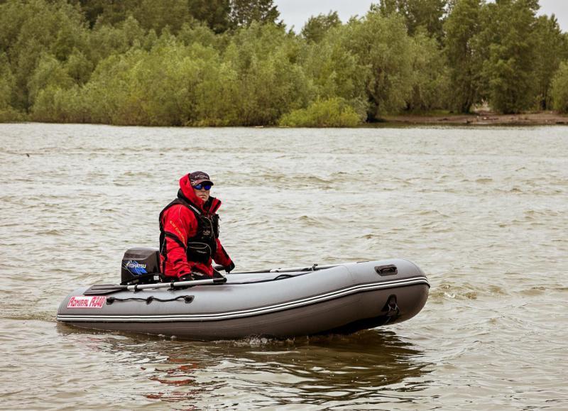 охотник резиновая лодка цена