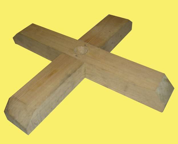 Деревянная подставка для елки своими руками 1
