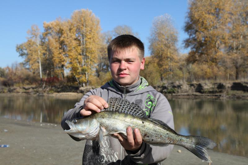 Рыбалка на малышевской видео