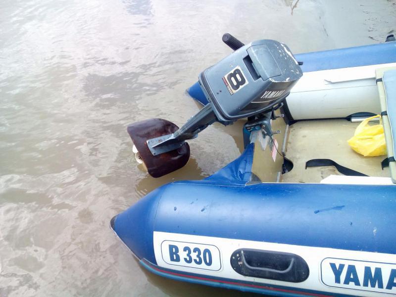 Гидрокрыло для подвесного лодочного мотора своими руками видео