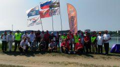 Чемпионат города Бийска по ловле донной удочкой